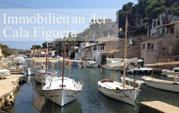 Immobilien Cala Figuera