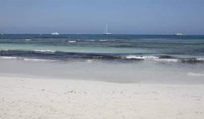Es Trenc Strand im Süden Mallorcas