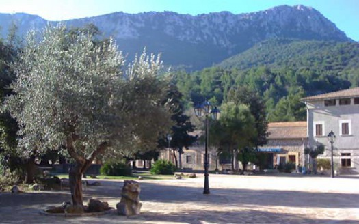 Wandern zm Kloster Lluc