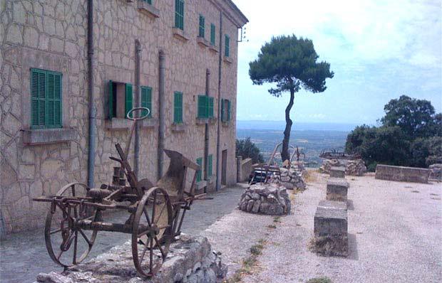 Berg Randa Mallorca