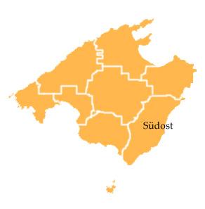 Südost Mallorca